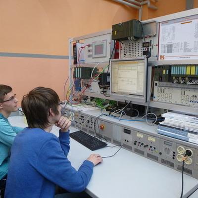 Mechatronik, Informatik, Elektrotechnik