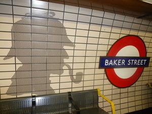 Auf dem Weg zu Sherlock Holmes